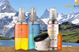 Sensolar Sonnenschutzmittel